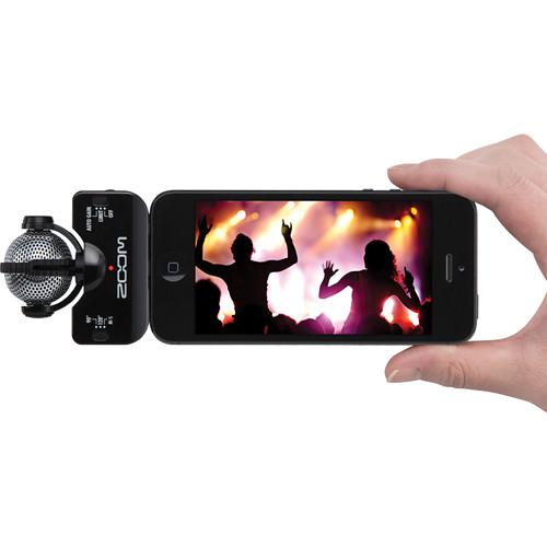 Zoom iQ5 на iPhone