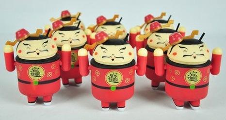 Android роботики