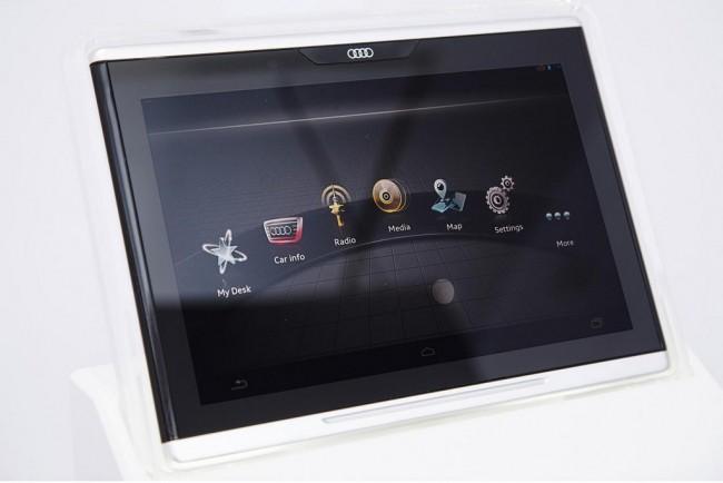 Audi-Tablet-top